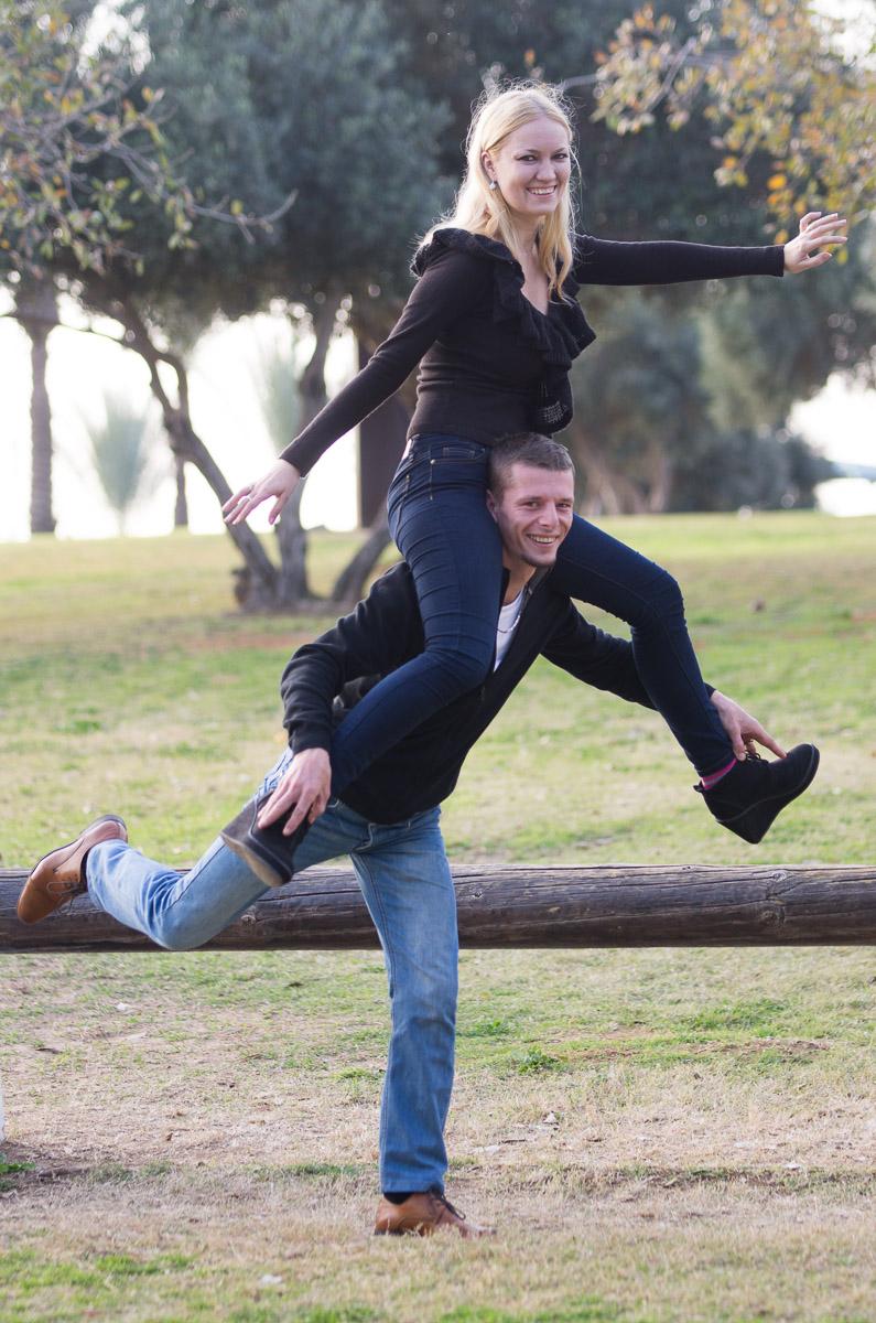 צילומי זוגיות פארק רעננה